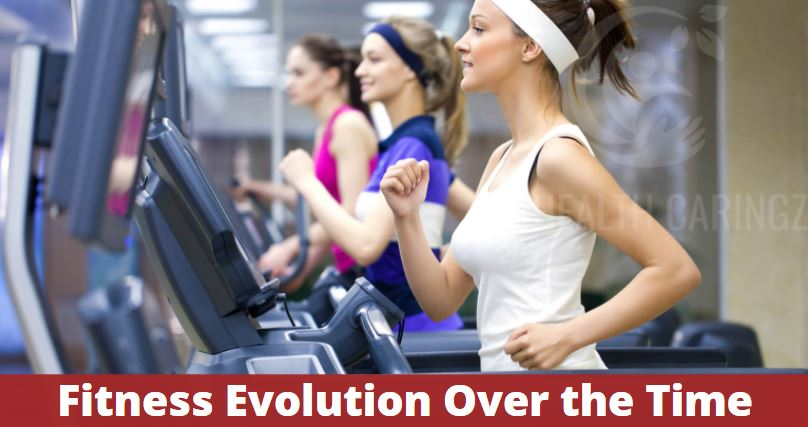 Fitness Evolution Over the Time