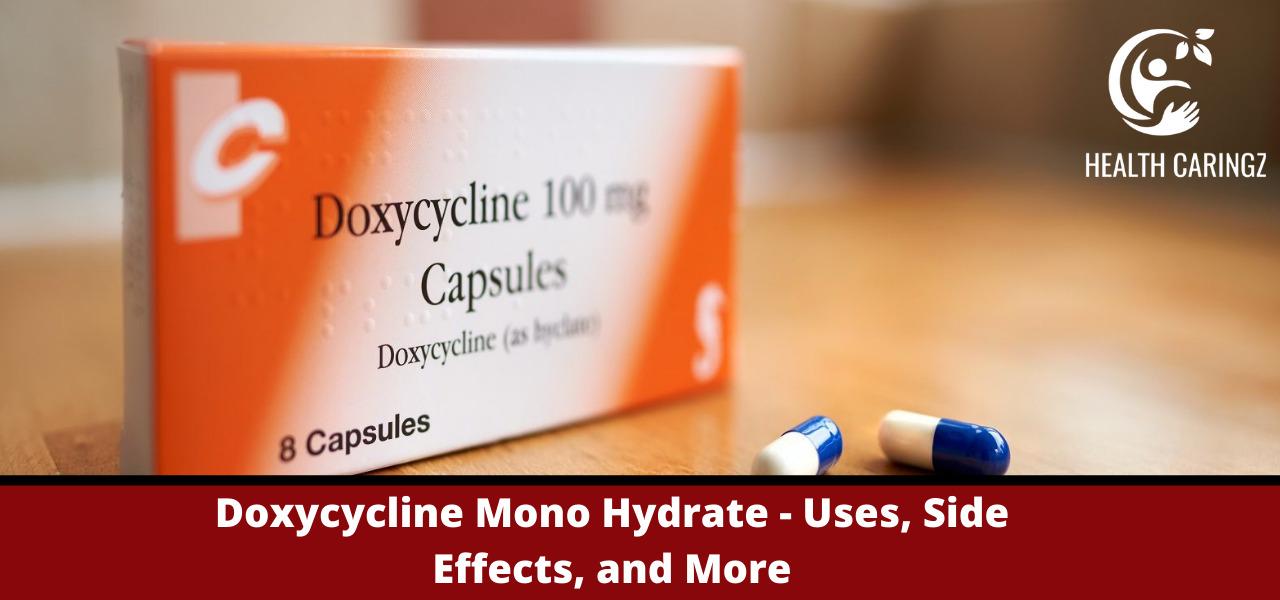 Doxycycline Mono Hydrate