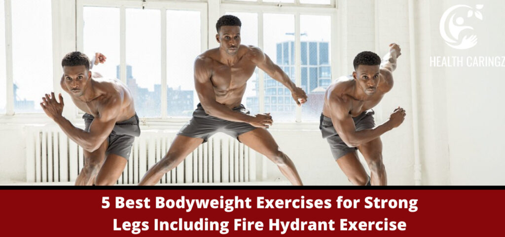 5 Best Bodyweight Exercises for Strong