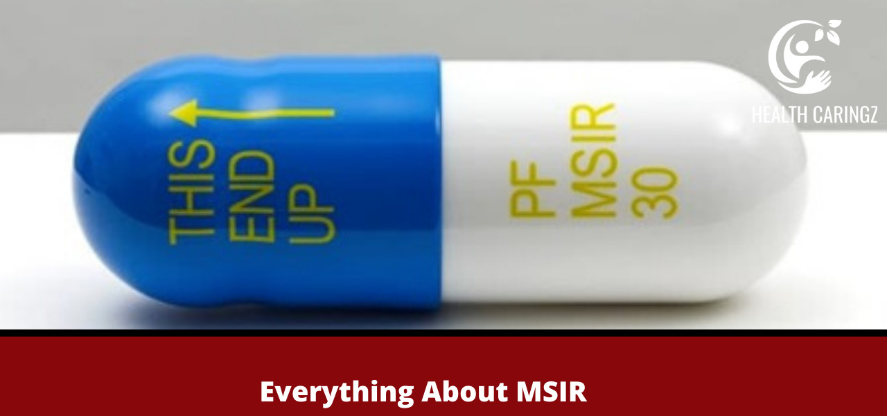 Everything About MSIR