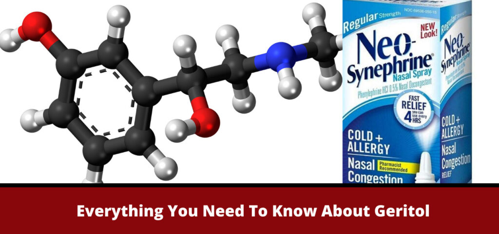 Neo Synephrine And Its Medicinal Uses